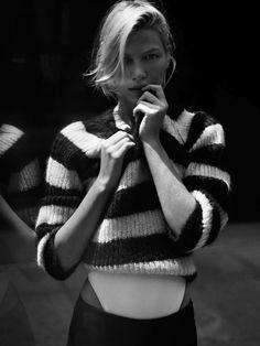 Aline Weber by Annemarieke van Drimmelen for Rika Magazine #fashion #model #photography #girl