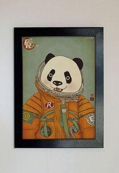 FFFFOUND! #revolution #panda