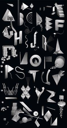 HIFI Typography   Oh Yeah Studio