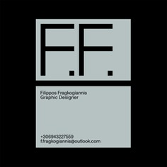 That's my personal business card, using Monument Grotesk Regular by Dinamo Typefaces.