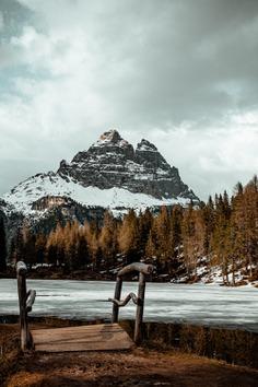 Dolomite Mountains, Canazei, Trentino, Italy