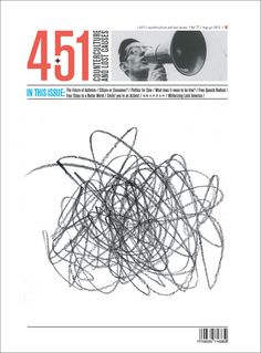 451 on Editorial Design Served