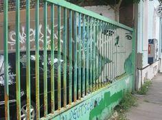 Hidden Railing Street Art4 640x476 #guerillia #picture #nice