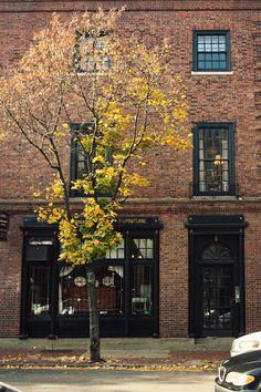 Tarafirma #brick #facade #black