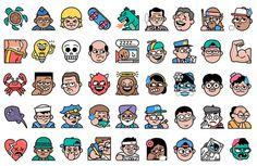 WORK: 1000 EMOJIS — FREE RANGE #emoji