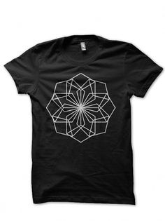 SHhhh! A new uk clothing brand and art collective #illustration #design #hexagon #tee