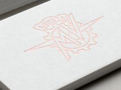 Maythorpe. » MV Agusta #print #identity #stationery