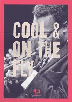 Museum of Jazz, Cool & On The Fly #jazz #frame #poster