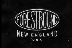 160_121030_021350_forestbound bag co #bound #brand #vintage #logo #forest #dirty