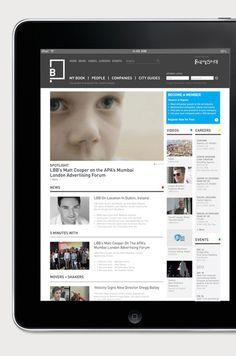 BERG #design #berg #website #minimal #studio #web