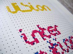 Wim Crouwel – New Alphabet book | Flickr - Photo Sharing! #type #crouwel #alphabet #new