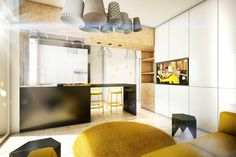 Yellow Touch Apartment