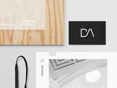 DA Architects Daniel Siim #logotype #branding #design #graphic #identity #logo