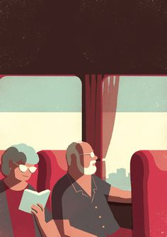 Narrative - Davide Bonazzi #illustration