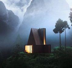 #cabin #architecture #dreamcabin