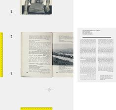 Kinross, Modern typography, Korean edn., chapter 14, 'Examples' – Sulki & Min #layout #korea #typography
