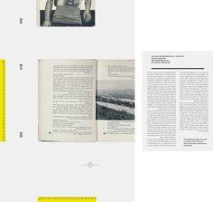 Kinross, Modern typography, Korean edn., chapter 14, 'Examples' – Sulki & Min #typography #layout #korea
