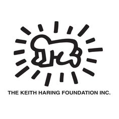Keith Haring Foundation Logo