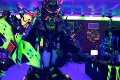 "Rammellzee at MOCA ""Art in the Streets"" 