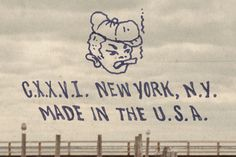 American, Colonial, Branding, Typography