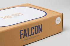 Morse Studio - JOQUZ #packaging #falcon #typography