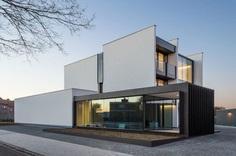 Delta House by De Jaeghere Architectuuratelier 11
