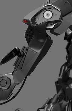 http://www.bulgarov.com/robocop_exo.html #industrial design #mechanic
