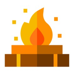 See more icon inspiration related to ritual, yagna, religion, vedic, sacrifice, cultures and hinduism on Flaticon.