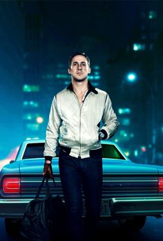 "Merde! - Photography (Ryan Gosling in the movie ""Drive"",... #photo"