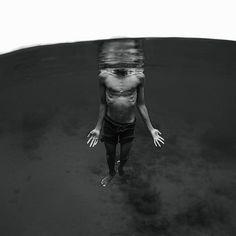 Hengki Koentjoro — Svärta #boy #photography #underwater