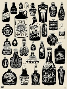 FRESH SHIT AND FILTH #bottles #collections