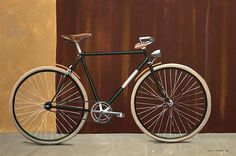 manu campa #illustration #spain #bike