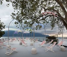 BUREAU A: bada bing boardwalk for montreux jazz festival 2013 #beach