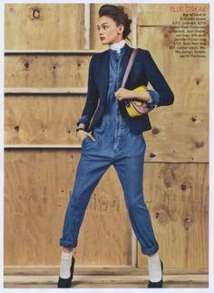 the Fashion Spot - View Single Post - Andie Arthur