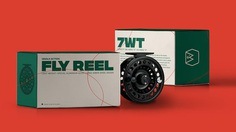 Walters Fishing #branding #rebrand #design #logo #identity #print #menu #typography #packaging