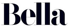 Creative Review - New typeface: Bella from Face37 #font #bella #face37