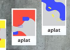 Aplat by Anne #poster #aplat