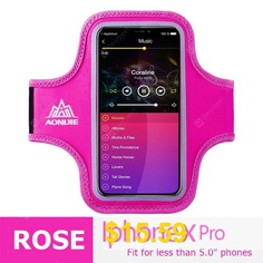 AONIJIE #A896 #Water #Resistant #Cell #Phone #Sports #Running #Gym #Armband #Arm #Bag #Jogging #Case