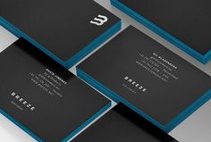 Breeze by Face. #print #graphic design #business card