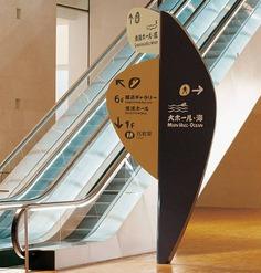 Wayfinding   Signage   Sign   Design   商场可爱导视系统