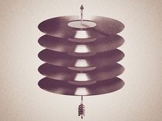 Dribbble - Stacked by Jeff Breshears