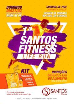 Santos Fitness Life Run