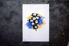 Imageshack - coton.jpg #print #silkscreen #lino #illustration