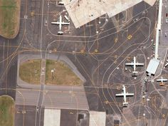 The Hidden Beauty of Airport Runways, and How to Decipher Them | Autopia | WIRED #airports #aircraft
