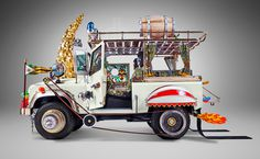 hotch potch on wheels: automobile for land rover by studio job #90 #defender