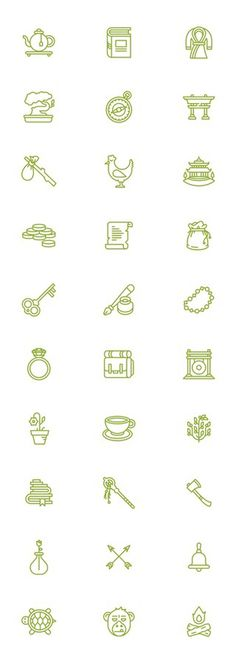 Zendesk Icons #office #line #icons #tim boelaars #zendesk
