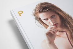 P MAGAZINE THE BOOK #photo #book #cover #designbyface #gold #face #magazine