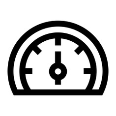 See more icon inspiration related to counter, speed, shapes and symbols, tachometer, rotation, transportation, measuring, revolution and tool on Flaticon.