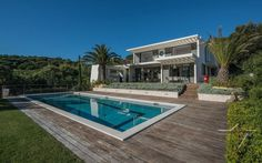 The Exclusive Cozy & Breezy Villa Olive in Saint-Tropez #architecture #villa