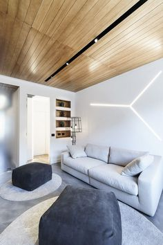 Live-Work Apartment in Rome by Brain Factory Studio 9